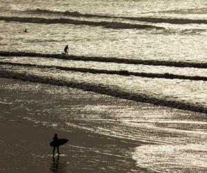 Surfing the Wild Atlantic Way