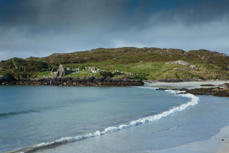 Abbey Beach at Derrynane