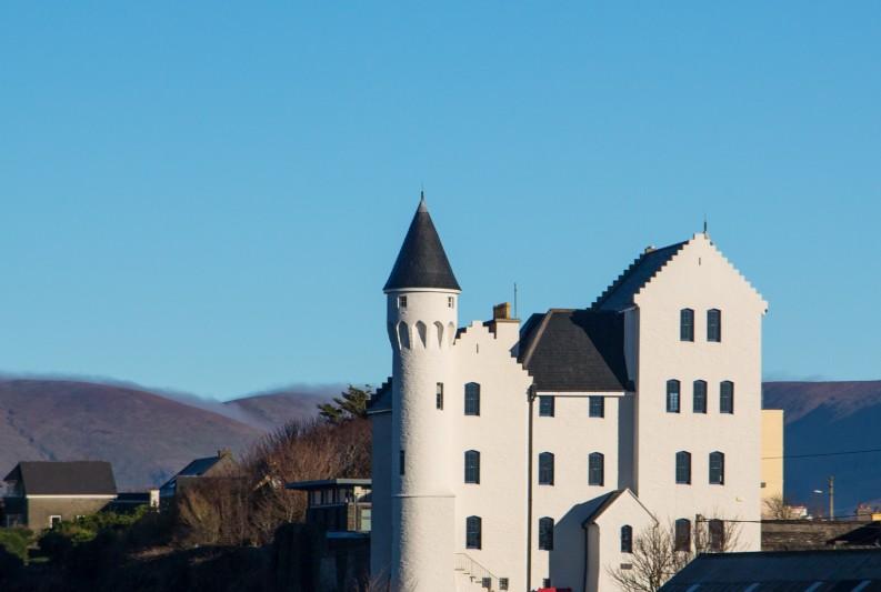 Irish Castle Cahersiveen