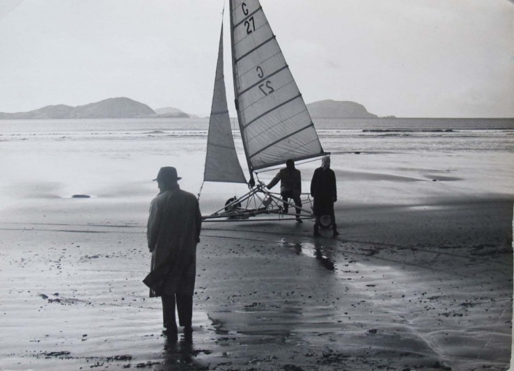 Sand Yacht Waterville