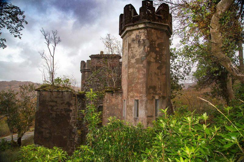 Old RIC Barracks Killarney