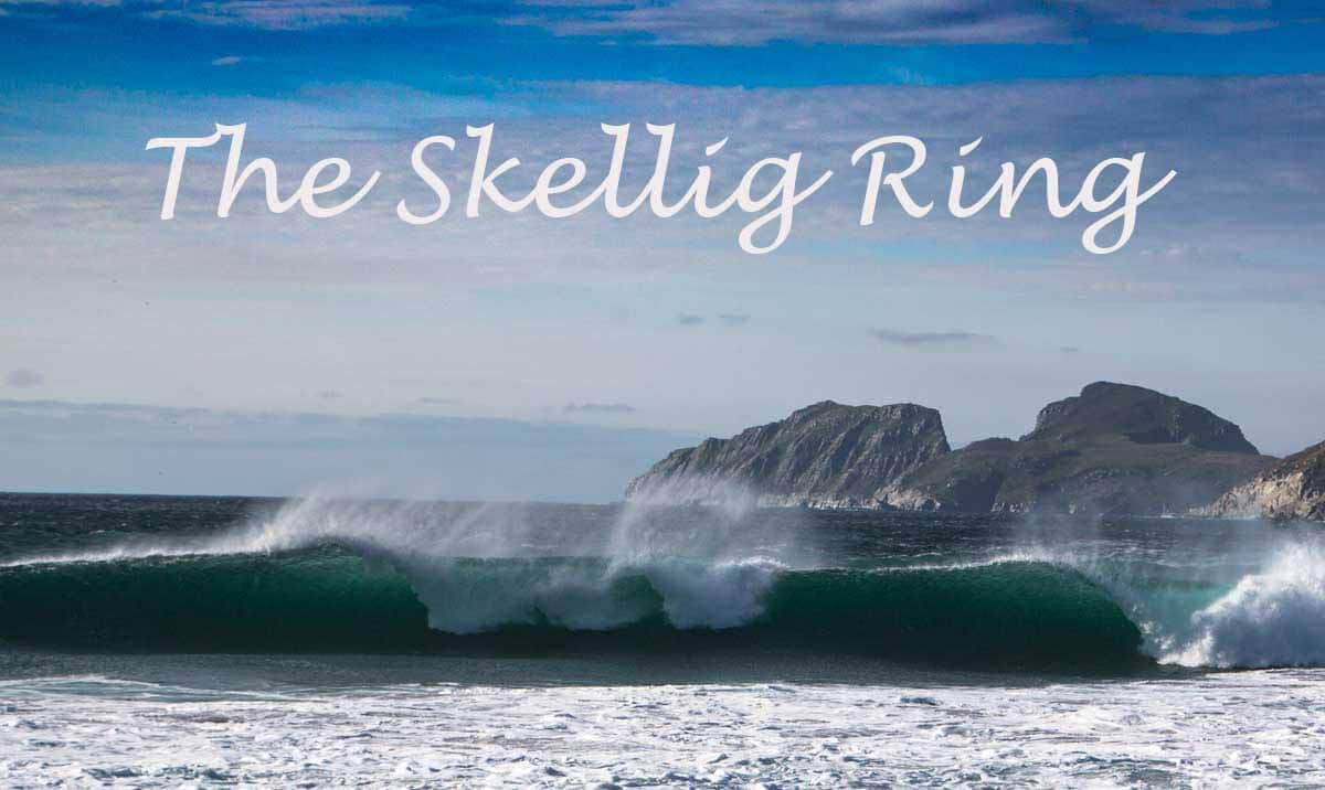 The Skellig Ring in Kerry