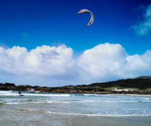 Kite Surfing in Kerry