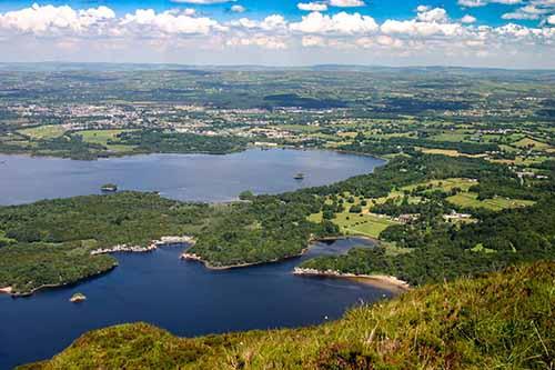 Top of Torc Mountain Killarney