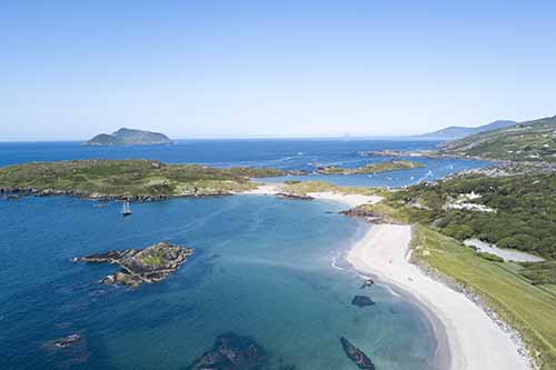 Derrynane Beach Ring of Kerry