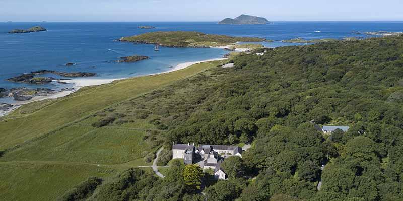 Derrynane House Wild Atlantic Way