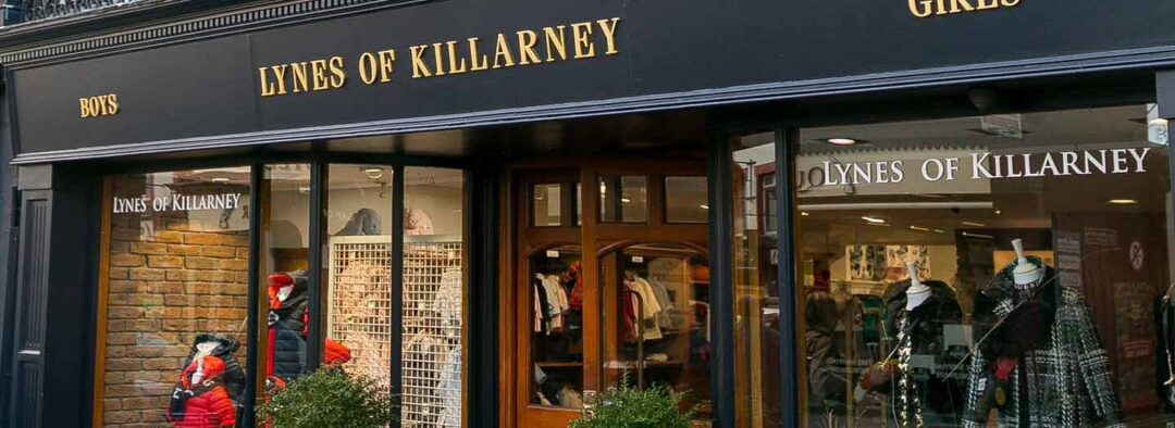 Shopping in Killarney