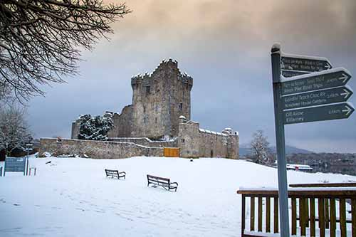 ross-castle-snow