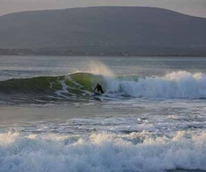 Surfing on the Ring of Kerry
