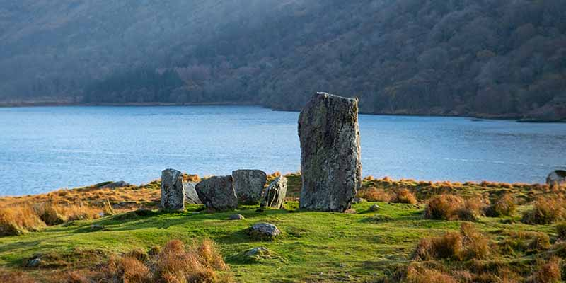 Uragh Standing Stone Circle