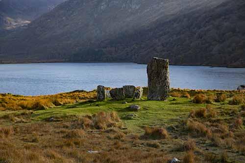 Uragh Standing Stone Circle Beara