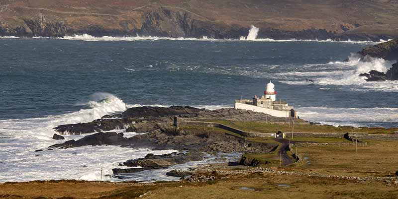 Valentia Lighthouse Wild Atlantic
