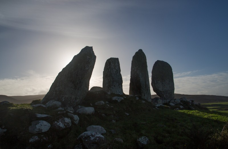 Ring of kerry Standing Stones