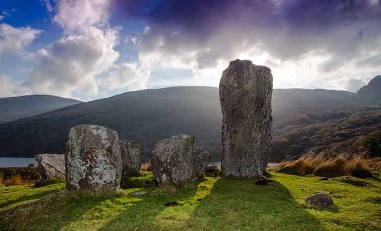 Uragh Stone Circle Kerry