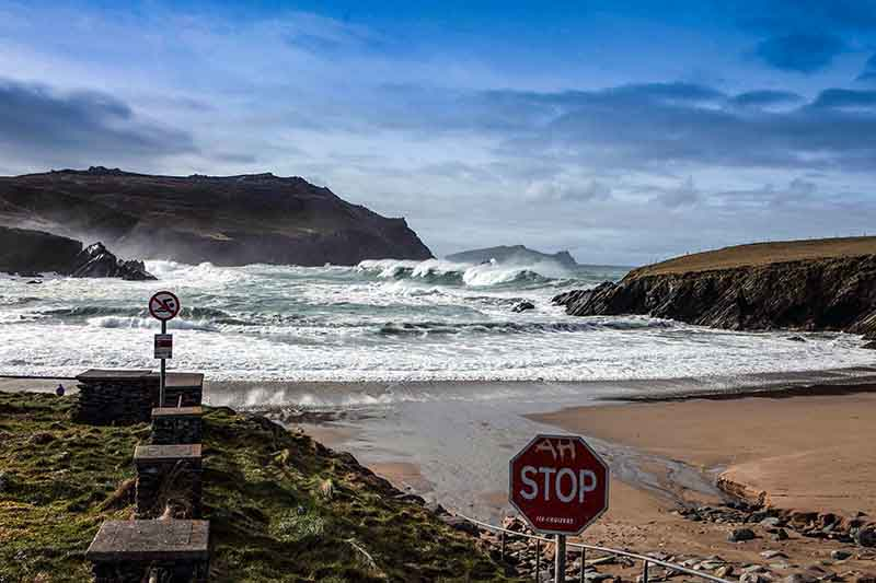 Clogher Strand Kerry