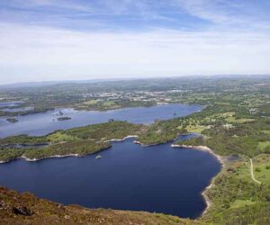 Top of Torc Mountain
